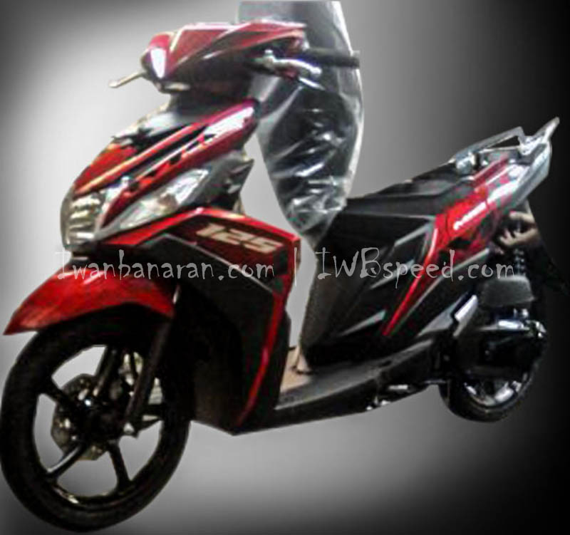 Blue Core Yamaha Matic Yamaha Mio 125 Blue Core