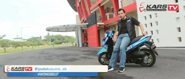 Episode 4 - Review Suzuki Address 115Fi by KARS TV.mp4_snapshot_01.38_[2015.02.17_08.54.09]