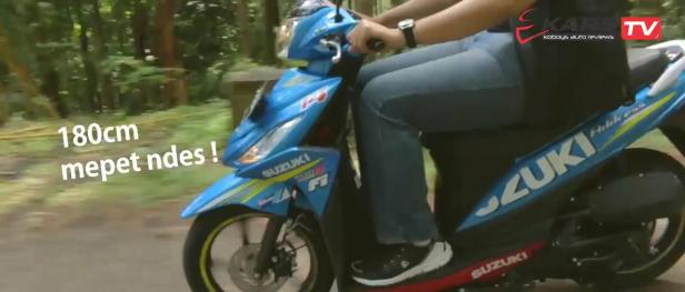 Episode 4 - Review Suzuki Address 115Fi by KARS TV.mp4_snapshot_05.34_[2015.02.17_08.56.10]